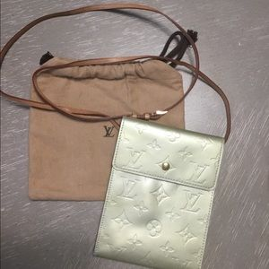 Louis Vuitton Kenmare Vernis  Bag Pouchette